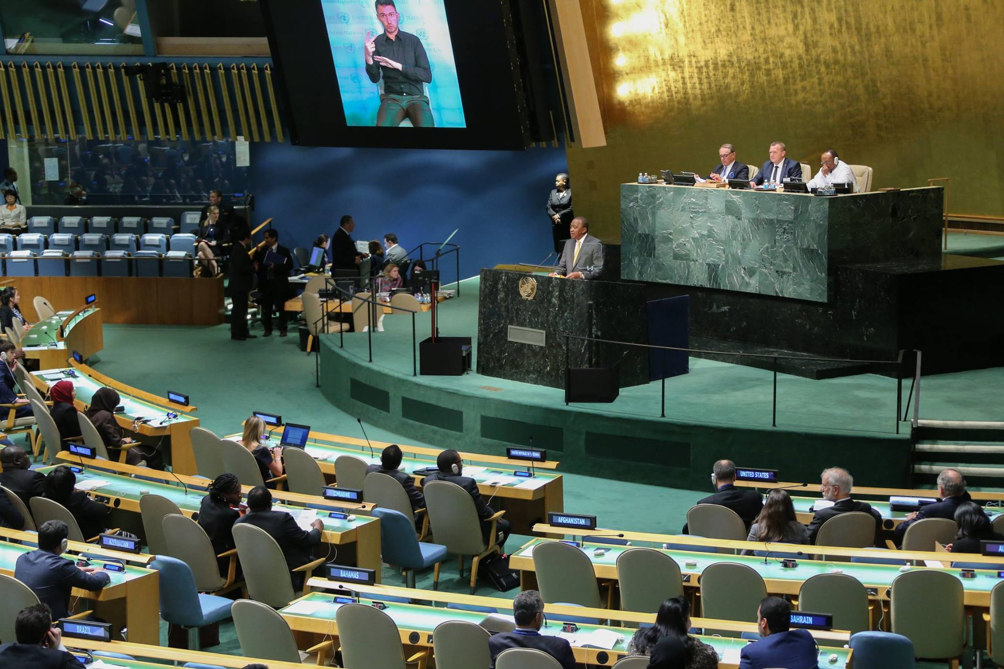 the need for the united nations The countries of the security council are united on the need for final, fully verified denuclearization of north korea, as agreed to by chairman kim strict enforcement of sanctions is critical to our achieving this goal.