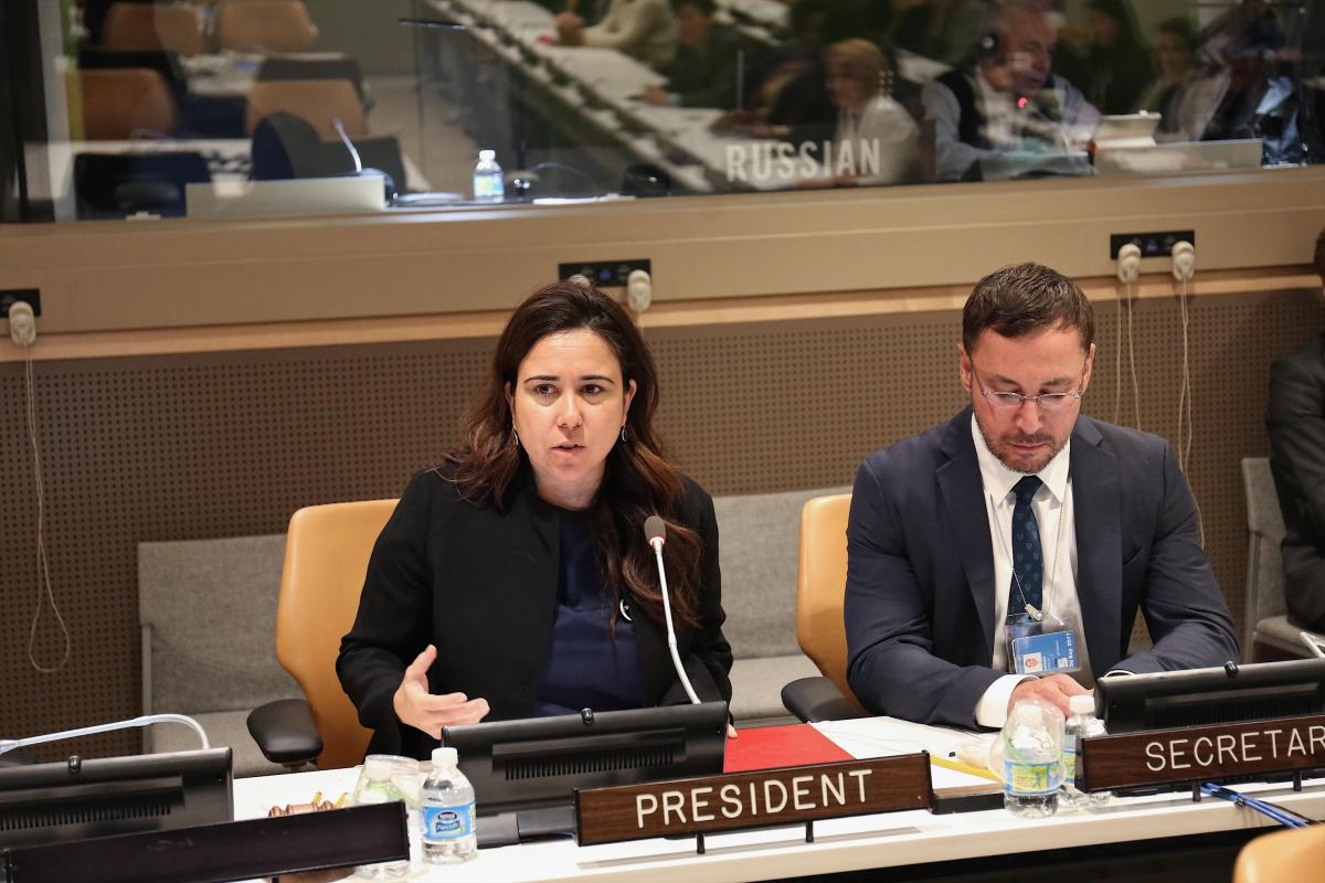 On Monday, 16 January 2017, the UN Women Executive Board elected the  Permanent Representative of the United Arab Emirates to the United Nations,  ...