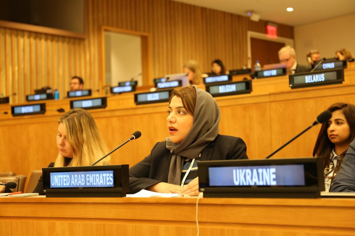 UAE reaffirms its commitment to promoting and protecting
